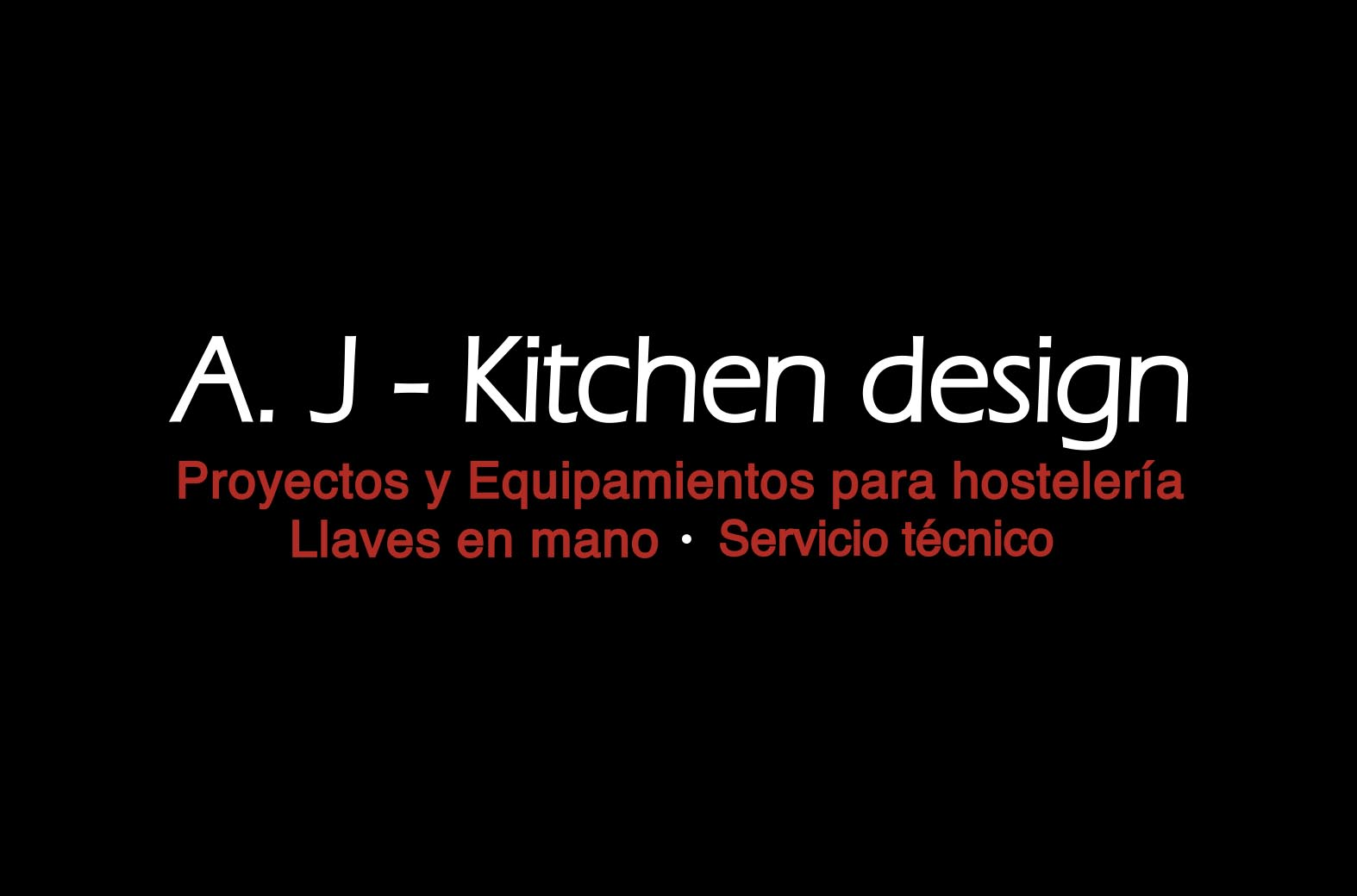 Inicio | AJ KITCHEN Part 59