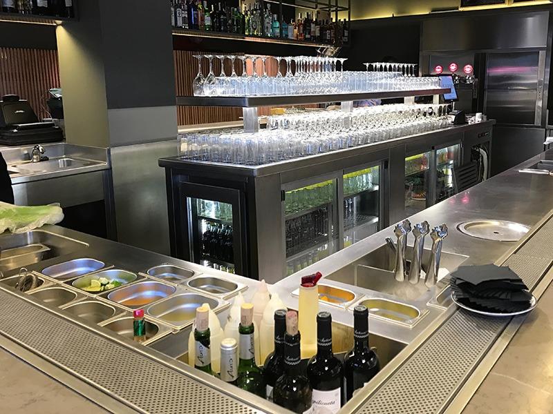 AJ-KITCHEN - bar