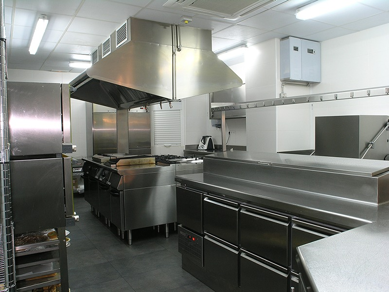 Amigo Food - campana extractora