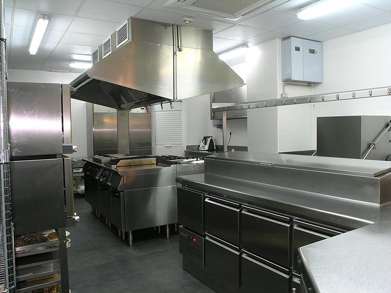 Amigo Food - cocina industrial