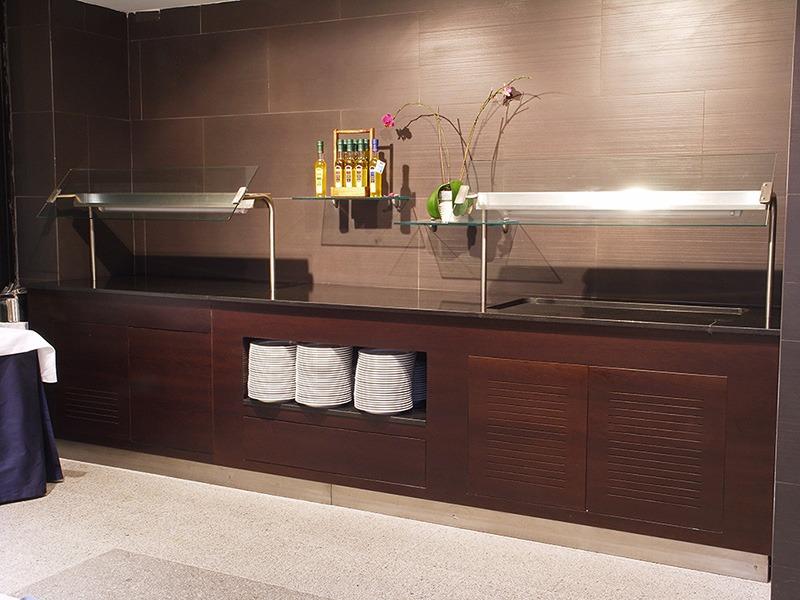 Hotel Ciudad Zaragoza - zona de aseo