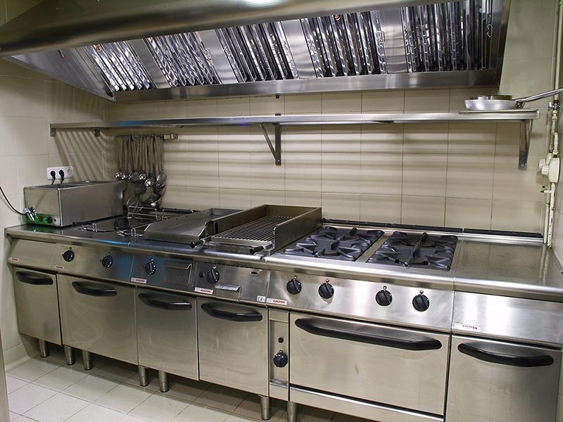 Hotel Ciudad Zaragoza - cocinas modulares