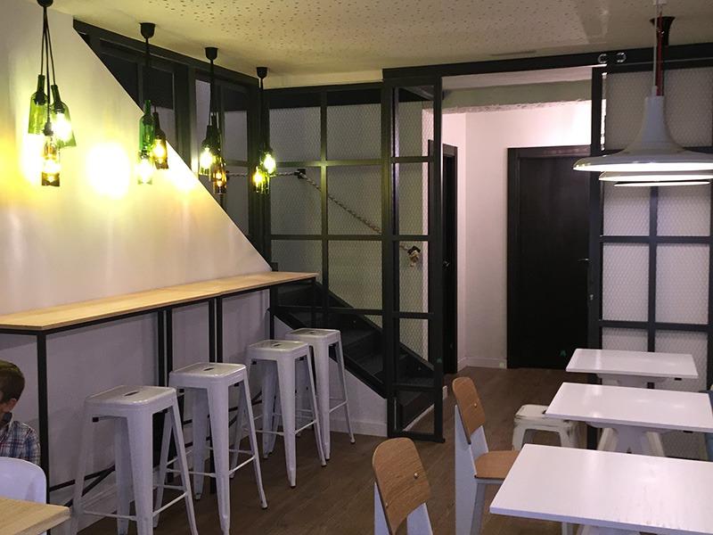 La Cava 5 Marzo - equipamiento completo restaurante