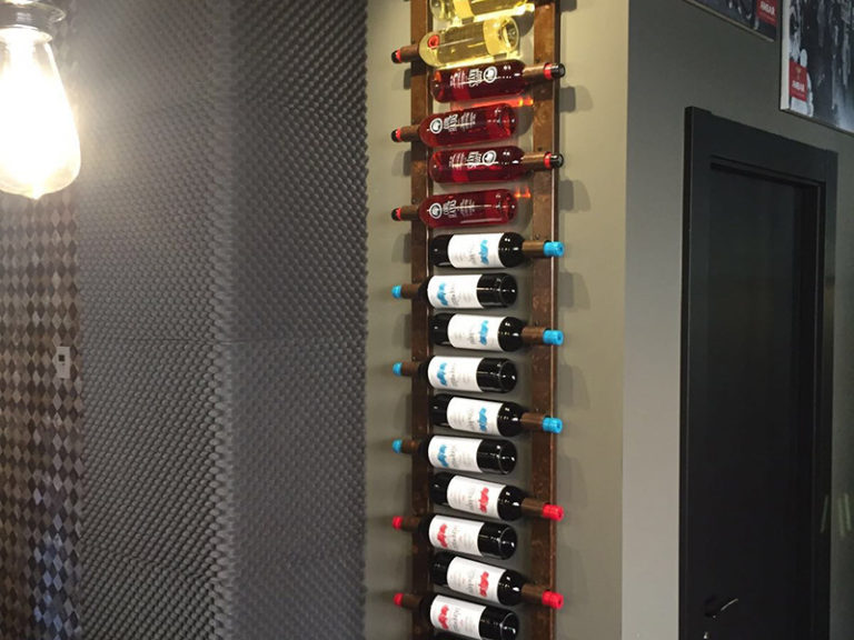 La Cava Actur - exposición de vinos