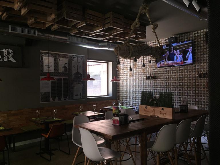 La Cava Actur - cocina restaurante