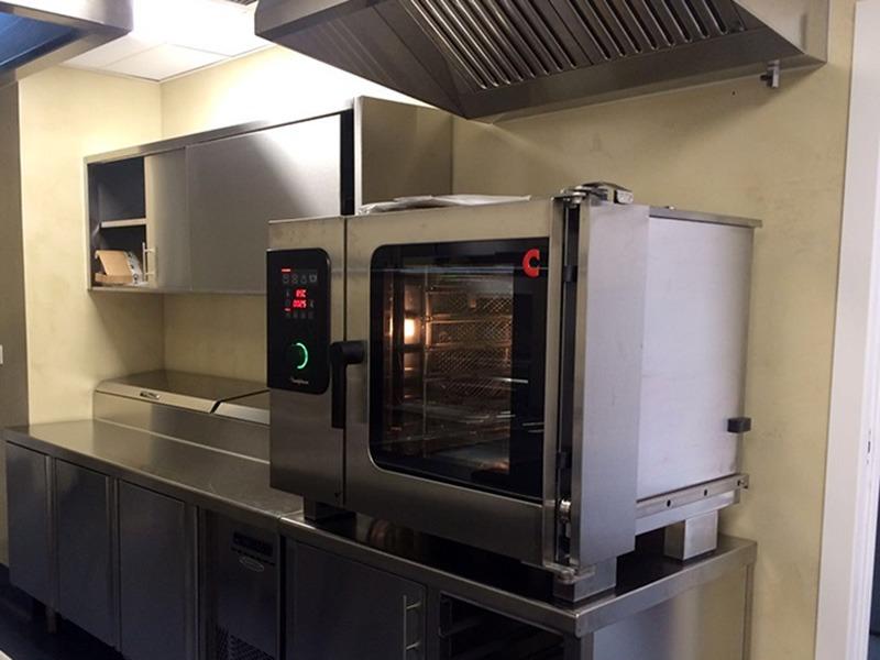 Variopinto - hornos cocinas industriales