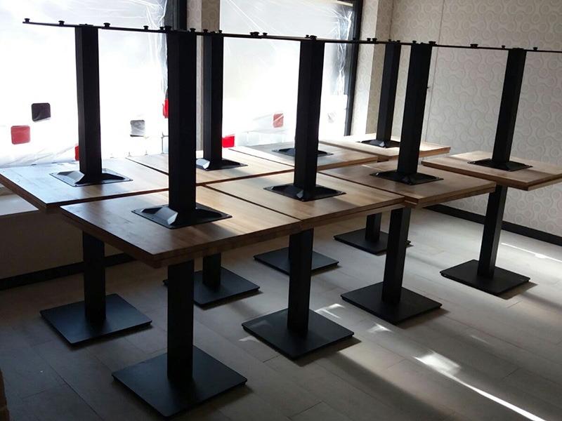 Variopinto - mesas de hostelería