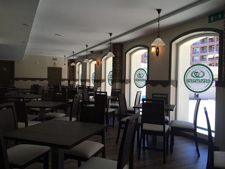 Espumosos - reforma restaurante