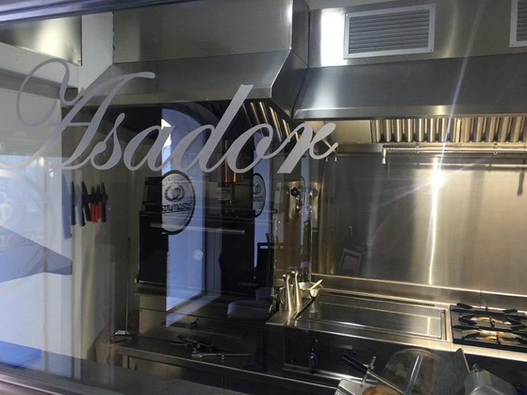 Espumosos - cocina industrial
