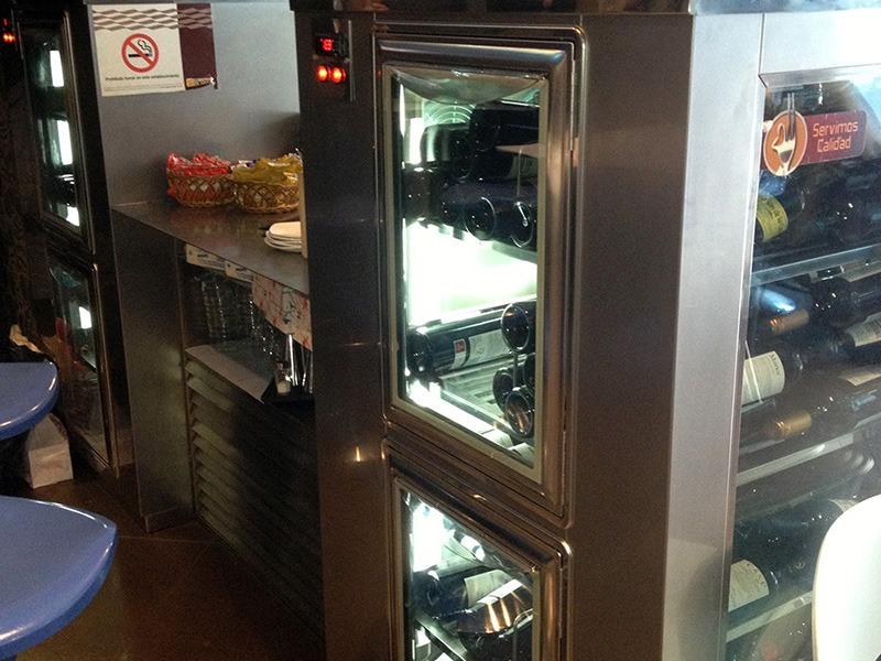 Suko Bar - frigorífico industrial