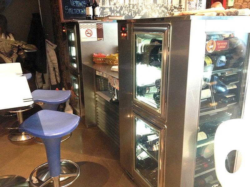 Suko Bar - frigorífico bebidas