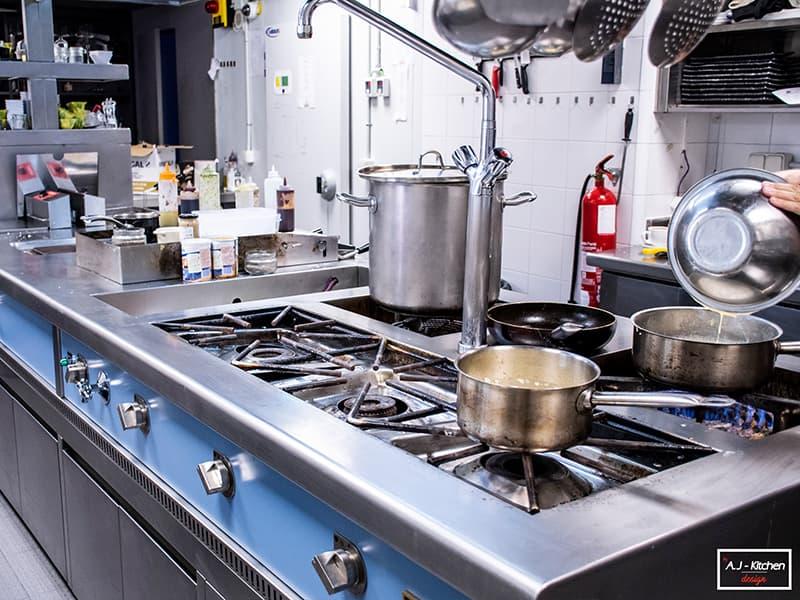 Calanova cocinas industriales