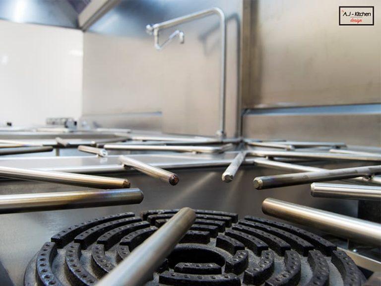 Directos al Grano cocina industrial