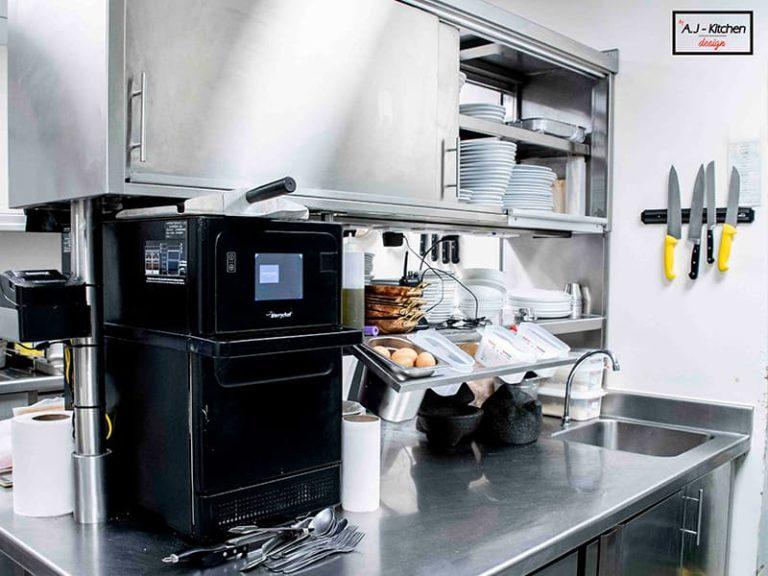 Garbo maquinaria cocina inustrial