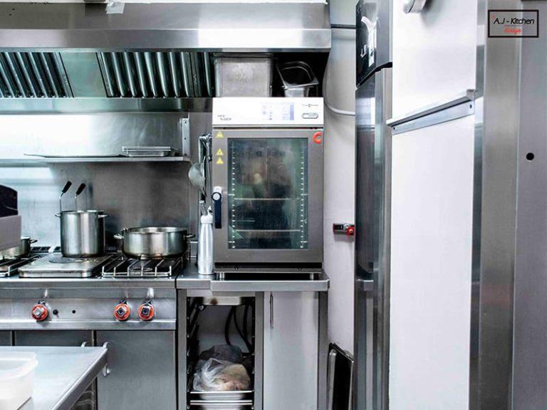 Garbo maquinaria cocina restaurante