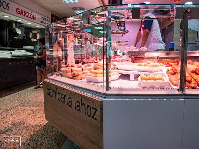 Lahoz cocina reforma de carniceria