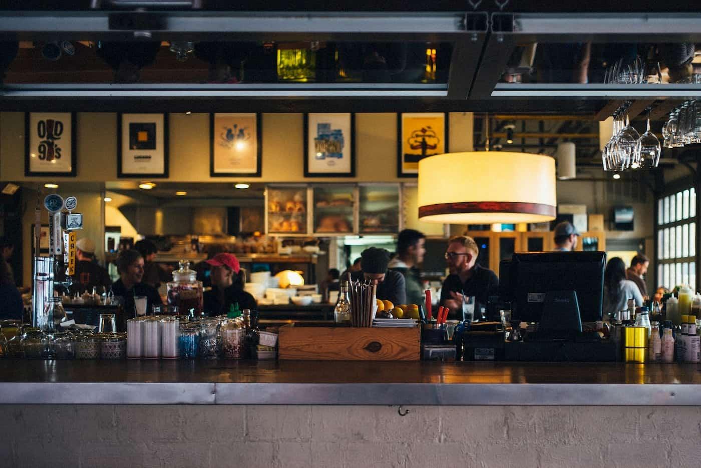 medidas para bares y restaurantes