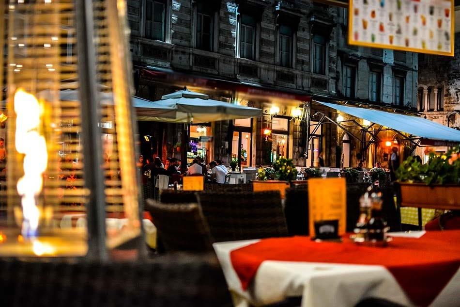 restaurantes con terraza en invierno