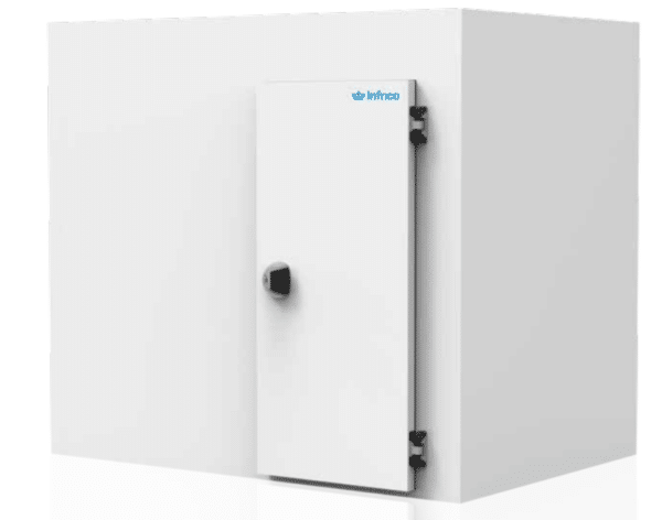 frio industrial con camara frigorifica