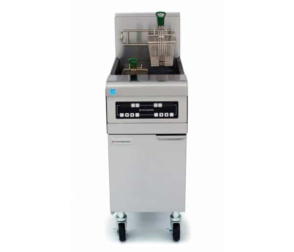 H55 and H55-2 High Efficiency Gas Fryers