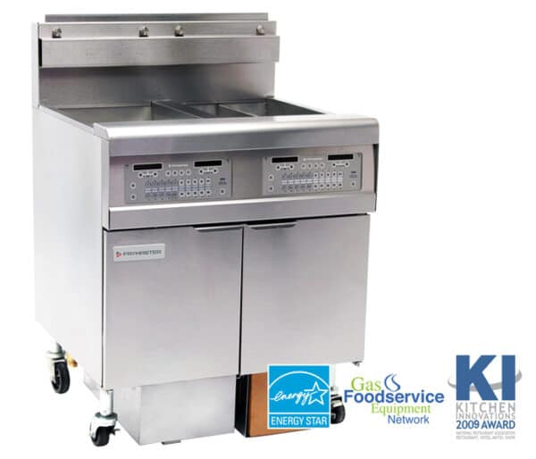 OCF30ATOG Ultimate Oil-Conserving Gas Fryers With ATO